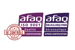 AS Industries est certifiée ISO 9001 depuis 2013 pour l'achat et le contrôle de pièces industrielles sur plan dans les domaines de la mécanique, fonderie, injection plastique et produits électroniques.